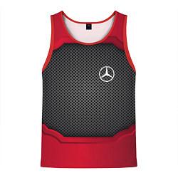 Мужская майка без рукавов Mercedes Benz: Metal Sport