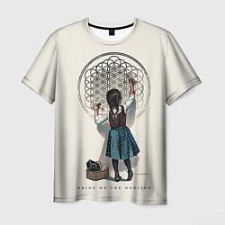 Мужская 3D-футболка с принтом Bring Me The Horizon, цвет: 3D, артикул: 10112871203301 — фото 1