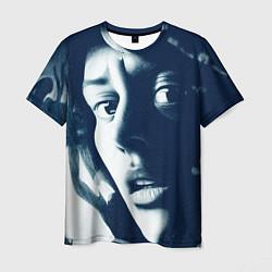 Мужская 3D-футболка с принтом Alien: Isolation, цвет: 3D, артикул: 10120559903301 — фото 1
