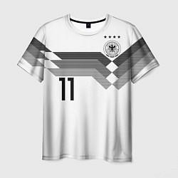 Футболка мужская Reus Home WC 2018 цвета 3D-принт — фото 1