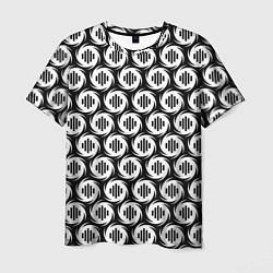 Мужская 3D-футболка с принтом OBLADAET, цвет: 3D, артикул: 10179802903301 — фото 1