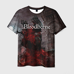 Футболка мужская Bloodborne цвета 3D-принт — фото 1