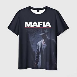Футболка мужская Mafia цвета 3D — фото 1