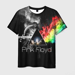 Футболка мужская Pink Floyd цвета 3D-принт — фото 1