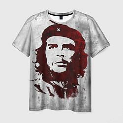 Футболка мужская Че Гевара цвета 3D — фото 1