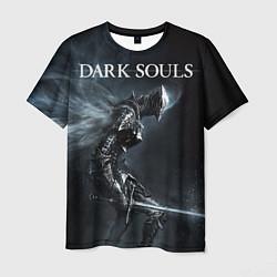 Футболка мужская Dark Souls цвета 3D — фото 1