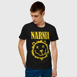 Футболка хлопковая мужская Narnia - фото 2