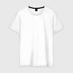 Футболка хлопковая мужская Nickelback: When we stand together цвета белый — фото 1