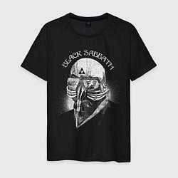 Футболка хлопковая мужская Black Sabbath: The Ultimate Collection цвета черный — фото 1
