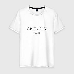 Футболка хлопковая мужская Givenchy - фото 1