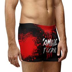 Трусы-боксеры мужские Zombie Killer цвета 3D — фото 2