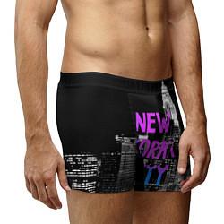 Трусы-боксеры мужские Flur NYC цвета 3D-принт — фото 2