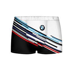 Трусы-боксеры мужские BMW BRAND COLOR цвета 3D — фото 1