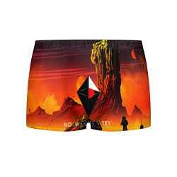 Трусы-боксеры мужские No Man's Sky: Red Dust цвета 3D — фото 1