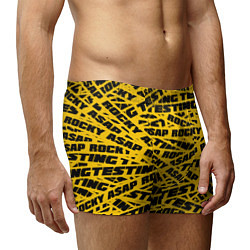 Трусы-боксеры мужские ASAP Rocky: Light Style цвета 3D-принт — фото 2