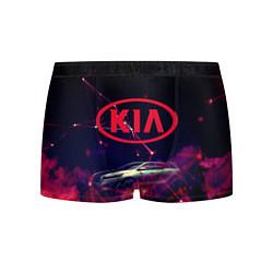 Трусы-боксеры мужские КIA цвета 3D-принт — фото 1