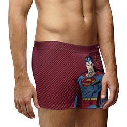 Трусы-боксеры мужские I am your Superman цвета 3D — фото 2