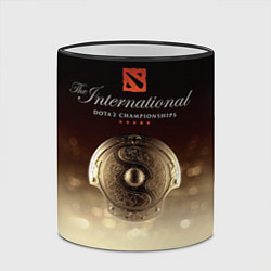 Кружка 3D The International Championships цвета 3D-черный кант — фото 2