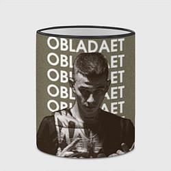 Кружка 3D OBLADAET цвета 3D-черный кант — фото 2