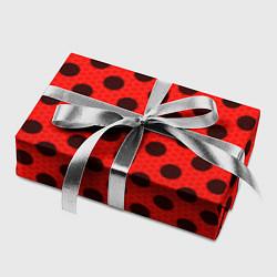 Бумага для упаковки Леди Баг: узор цвета 3D-принт — фото 2