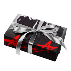 Бумага для упаковки АлисА: Трасса E95 цвета 3D — фото 2