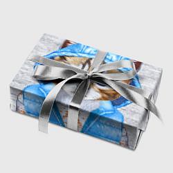 Бумага для упаковки Модная киска цвета 3D — фото 2