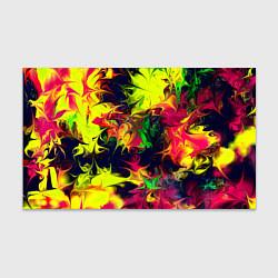 Бумага для упаковки Кислотный взрыв цвета 3D — фото 1