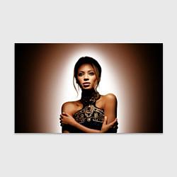 Бумага для упаковки Beyonce Sexy цвета 3D-принт — фото 1
