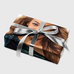 Бумага для упаковки Бейонсе цвета 3D-принт — фото 2