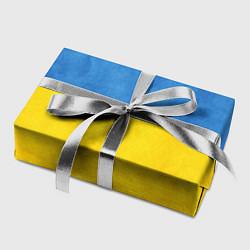 Бумага для упаковки Украина цвета 3D — фото 2