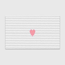 Бумага для упаковки Маленькая любовь цвета 3D — фото 1