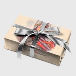 Бумага для упаковки Александр Невский 1220-1263 цвета 3D — фото 2