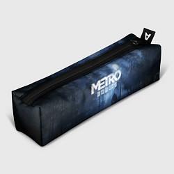 Пенал для ручек Metro Exodus: Dark Moon цвета 3D-принт — фото 1