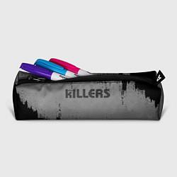 Пенал для ручек The Killers Logo цвета 3D-принт — фото 2