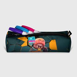 Пенал для ручек Fall Guys Gordon Freeman цвета 3D-принт — фото 2