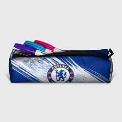Пенал для ручек Chelsea цвета 3D-принт — фото 2