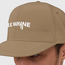 Кепка-снепбек Lil Wayne цвета миндальный — фото 1
