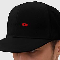 Кепка-снепбек Nismo цвета черный — фото 1