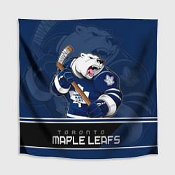Скатерть для стола Toronto Maple Leafs цвета 3D-принт — фото 1