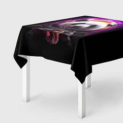 Скатерть для стола Panda Cosmonaut цвета 3D — фото 2