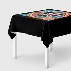 Скатерть для стола KISS: Over цвета 3D — фото 2