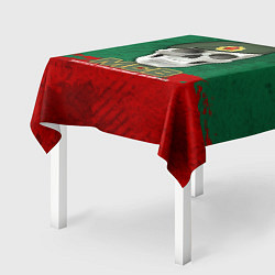 Скатерть для стола Мотострелковые войска цвета 3D-принт — фото 2