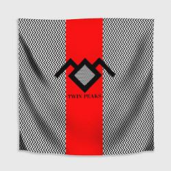 Скатерть для стола Twin Peaks Mark цвета 3D-принт — фото 1