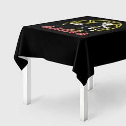 Скатерть для стола АлисА: Коловрат цвета 3D — фото 2