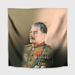 Скатерть для стола Иосиф Сталин цвета 3D-принт — фото 1