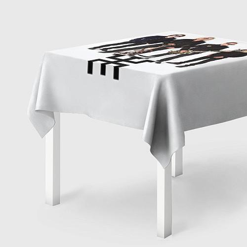 Скатерть для стола Группа Пикник / 3D – фото 2