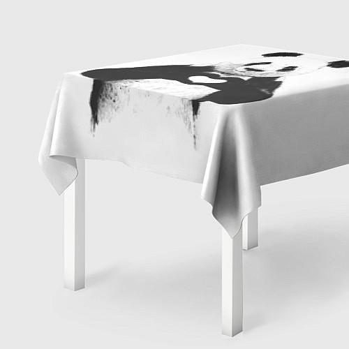 Скатерть для стола Panda Love / 3D – фото 2