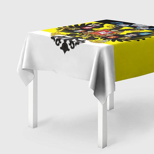 Скатерть для стола Имперский Флаг / 3D – фото 2