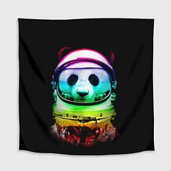 Скатерть для стола Панда космонавт цвета 3D — фото 1