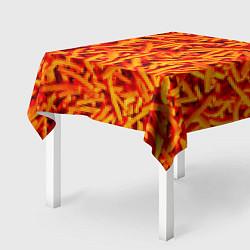 Скатерть для стола Морковь цвета 3D — фото 2